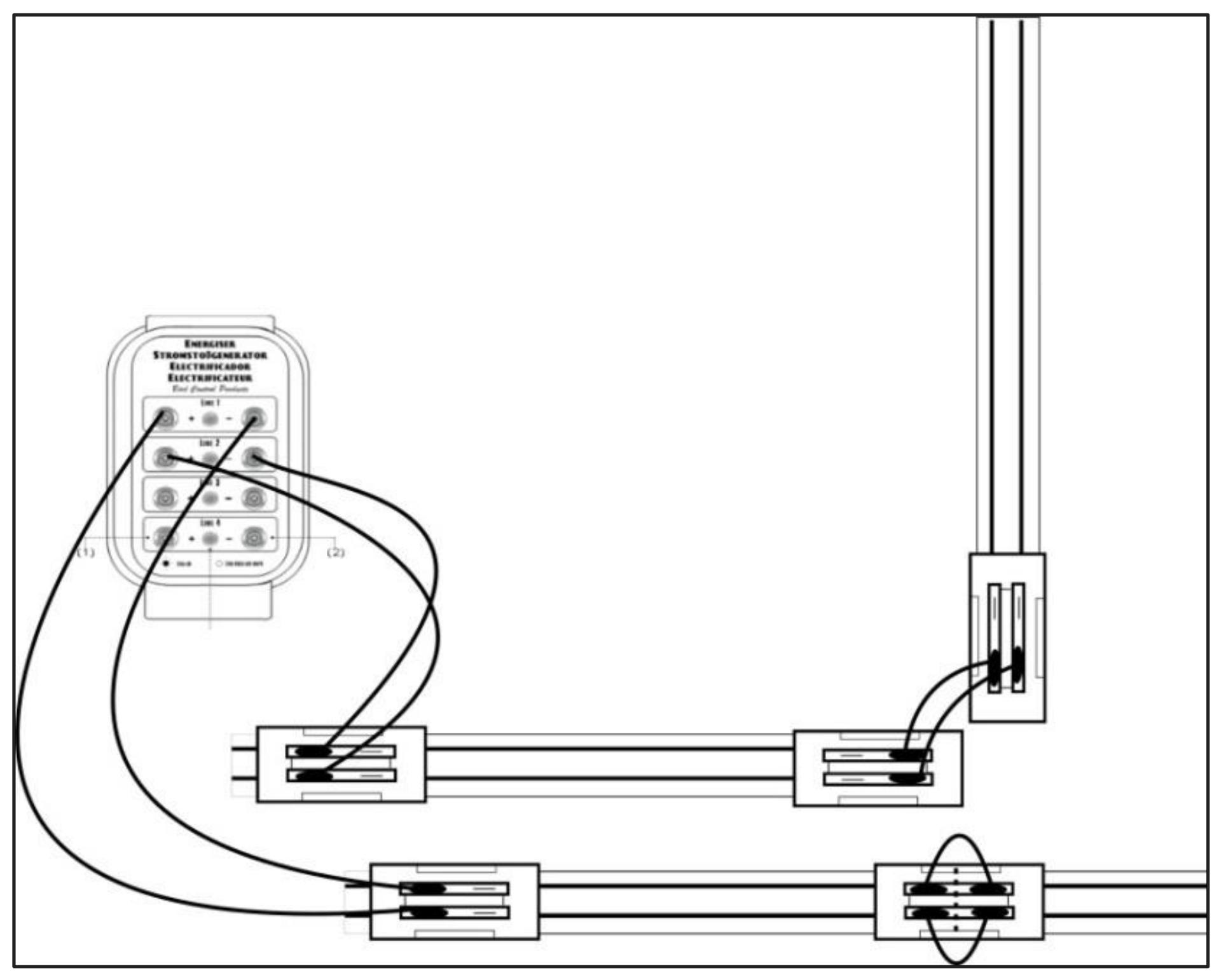 ES-System Bird Konnektor