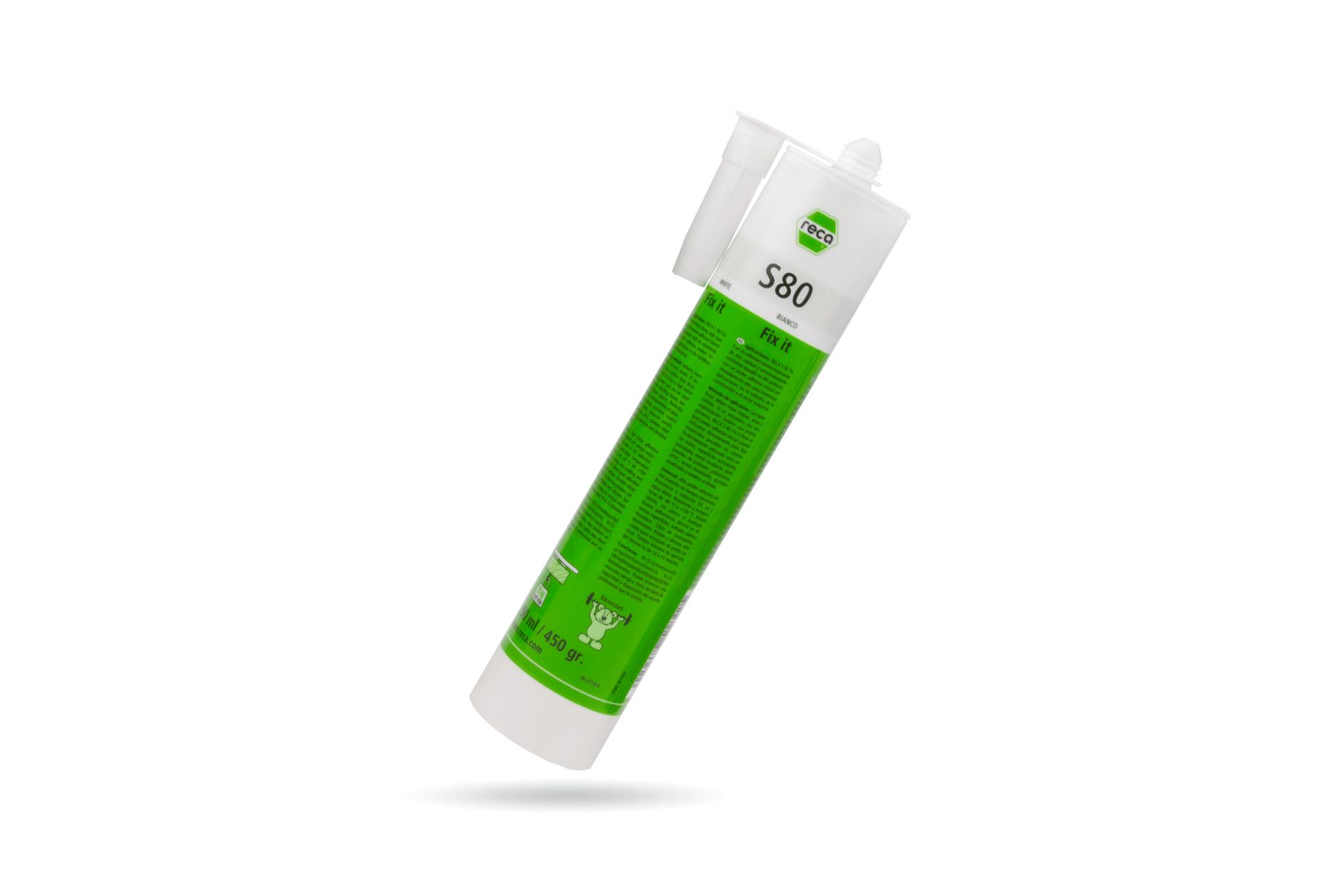 Reca Kleber S 80 fix it (290 ml) mit hoher Anfangshaftung