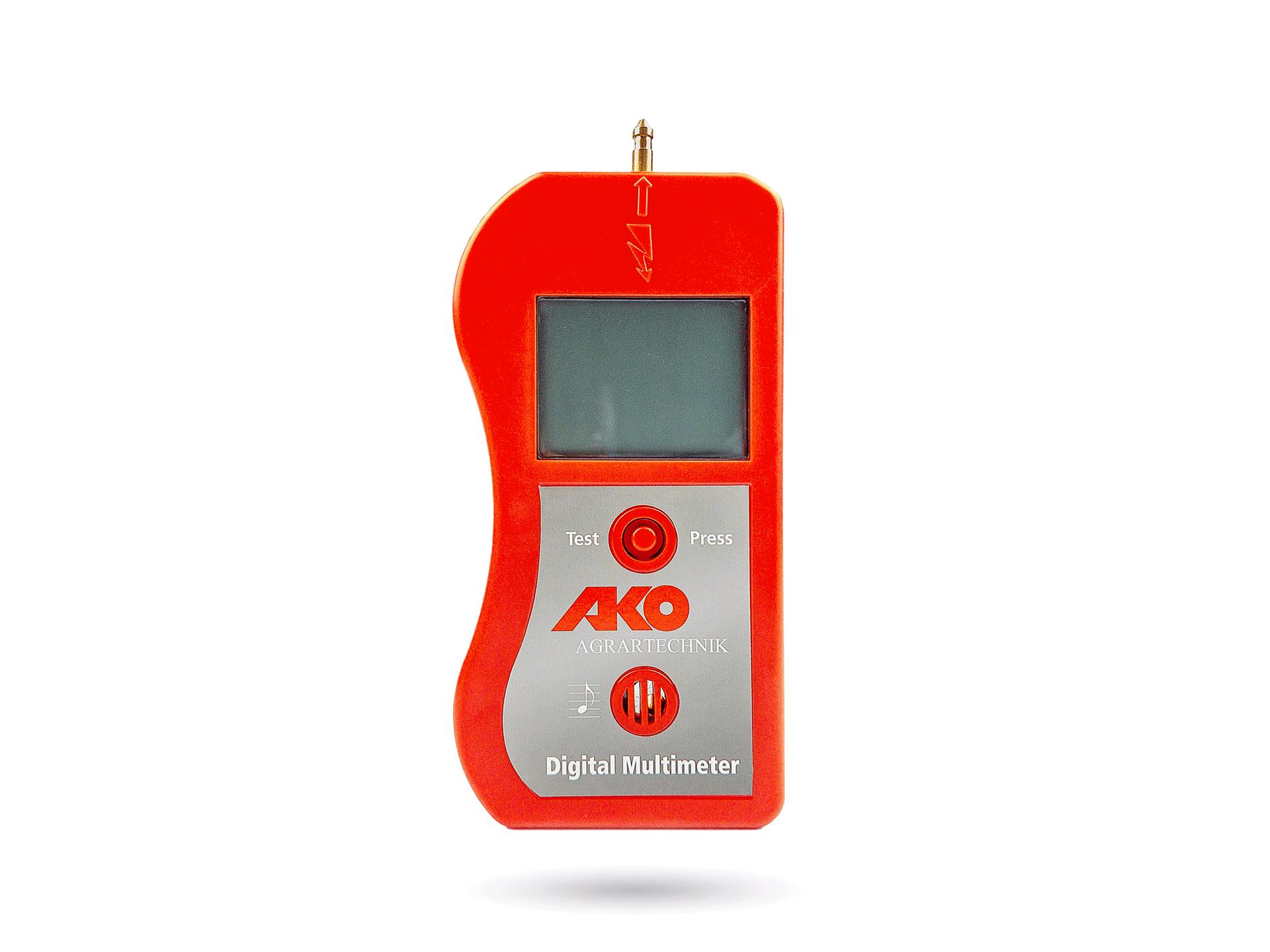 AKO Digital Multimeter mit automatische Erdung