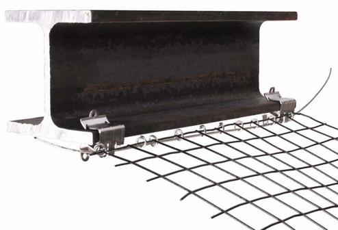 Edelstahlgitter Maschenweite 19 mm, Drahtstärke 1.0 mm, Breite 1.5 m, - Zuschnitt