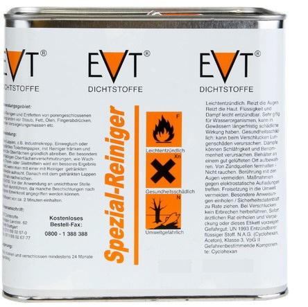 Spezial- und Softreiniger 500 ml für Metalle und glasierte Oberflächen (Entfernt Fette, Öle, Staub, etc.)