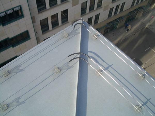 ES System komplett mit 1.5 m langen Stangen