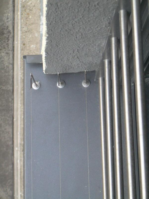 VESPA 1er Pin mit M4 Gewinde aus 1.4301 Edelstahl Rostfrei